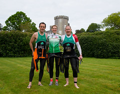 Team Ireland - Rory Maguire, Amy Wolfe, Matt Molloy
