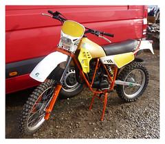 PUCH 125 Rotax Enduro (baffalie) Tags: old milan classic bike vintage italia expo milano moto italie ancienne fiera