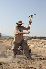 Archaeology (Capture The Uncapturable) Tags: archaeology work site murcia dig arqueologia