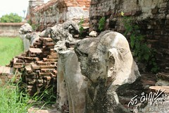 Wat Maheyong - Ancient Temple Ayutthaya, Thailand