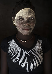 Woman With Muciro Face Mask, Ibo Island, Mozambique (Eric Lafforgue) Tags: africa portrait people black color beauty face vertical women day mask serious african traditional culture makeup indoors tropical beautifulwoman unescoworldheritage youngwoman beautifulpeople cultural oneperson mozambique frontview moambique facemask mocambique mozambico eastafrica mozambiqueisland mosambik darkbackground blackskin onewomanonly lookingatcamera 1617years mozambic mozambican colourimage 1people  portuguesecolony onegirlonly onlywomen moambique  muciro  ilhadomocambique  quirimbaisland adultsonly  moz848