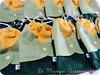 Saquinhos Visconde (Di Marqui Artesanatos) Tags: do amarelo pica feltro pau sitio visconde festainfantil guloseimas saquinhos