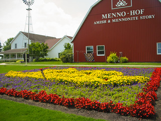 "Menno-Hof, Shipshewana, IN ""Community Roots"""
