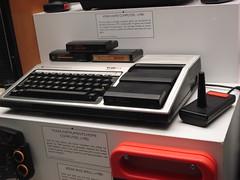 DSC00178 (Bart Borges) Tags: atari joystick londres 1981 videogame sciencemuseum fita antigo homecomputer 2013