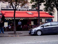 Paris, France. 014. (George Ino) Tags: copyright paris france seine frankreich frankrijk citycenter centrum parijs parisian parisienne georgev parisien avgeorgev georgeinohotmailcom architectgeorgeseugnehaussmann