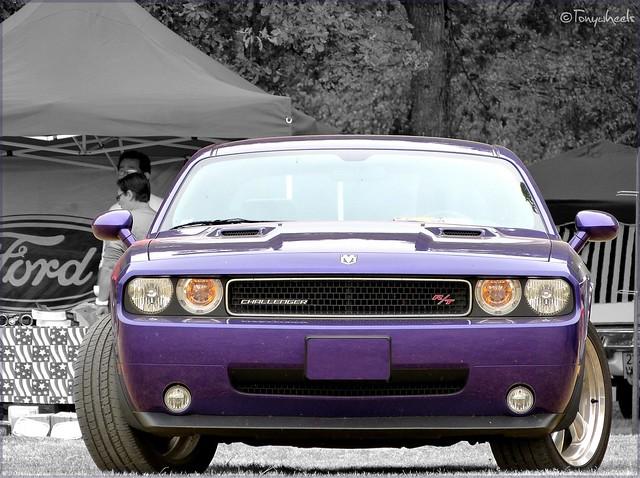 color ford car purple violet meeting american dodge ram rt challenger musclecar violette americancar bélier uscar