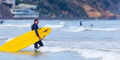 In (GavinZ) Tags: ocean california sea usa beach sports sport surf waves sandiego surfer board surfing lajollashores