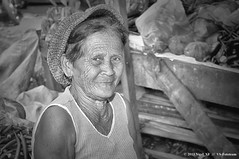 Old woman at Puerto Public Market, Mindanao, Philippines (nigel_xf) Tags: old woman face puerto nikon gesicht market alt philippines oldwoman frau markt nigel mindanao philippinen d300 falten nikond300 nigelxf vsfototeam