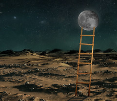 Stairway to Heaven (Pennan_Brae) Tags: music moon vancouver indie scifi thephotographyblog
