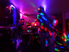 BLAK in La Crescenta (Vampyrohtechnix) Tags: music la punk goth darling ghoul blak crescenta my reverbnation