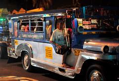 jeepney at night (_gem_) Tags: street city urban night evening publictransportation jeep philippines nighttime transportation manila vehicle jeepney metromanila