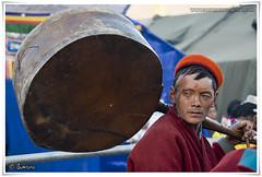 Tawang Festival 2012 (Chau Suktana) Tags: people buddhist festivals buddhism tribal northeast arunachal tawang arunachalpradesh monpa northeastindia enling suktana wwwserenearunachalcom flickrandroidapp:filter=none tawangfestival