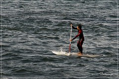 Rema, rema, surferooo... (Tartarugo) Tags: espaa fall america de los spain october surf pentax sunday paddle playa galicia otoo octubre monte salidas domingo domingos autumm k5 iis sld nigran tartarugo lourido sldamerica2013