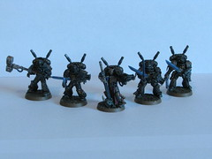 Grey Knight Interceptor Squad (ReDxSuN) Tags: grey marine space knight squad interceptor vision:mountain=0666
