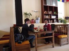 Lunch (Carrascal Girl) Tags: china food lunch restaurant shangrila tibetan yunnan tibetanrestaurant tibetandish