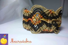 Pulsera #macrame (Macradabra) Tags: bracelet pulseras macram macradabra