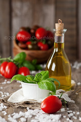 Italian food (Oxana Denezhkina) Tags: wood red italy food green cooking kitchen vegetables dinner tomato table cuisine healthy italian mediterranean raw sauce background traditional spice rustic cook olive tasty vegetable pasta fresh gourmet delicious health meal ingredients vegetarian oil garlic basil diet spaghetti preparation nutrition ingredient