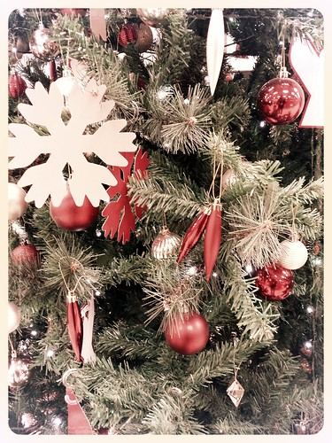 Christmas tree with filter