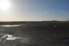 RAF Deenethorpe, Main Runway, Looking SW (SteveSmith83) Tags: abandoned b17 northants raf airfield 8thaf deenethorpe