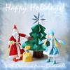Happy Holidays! Joyeuses Fêtes!