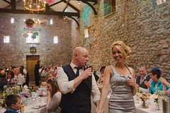 Browsholme Hall Wedding Mr & Mrs Baley
