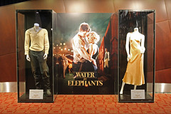 Entertainment, Water for Elephants at ArcLight Sherman Oaks, Costume and Props