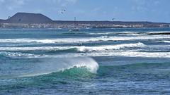 Fuerteventura - Insel Isla de Lobos (ralei-pictures / Ralph Leinenbach) Tags: fuerteventura spanien fuerteventurainselisladelo fuerteventurainselisladelobosinselisladelobos laolivas