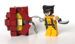 It's Done (Grantmasters) Tags: lego xmen marvel wolverin