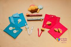 Conjunto Sweet Baby (Fuxico da Carol) Tags: porta documento 1ª saquinho roupinha enfeiteparaporta potachucha portachuhca
