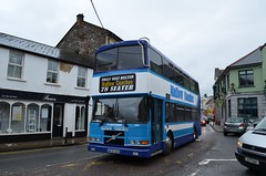 3 Years a Fugitive (@ tb 2018) Tags: cork mallow route27 dublinbus volvoolympian rv463 99d463 clontarfdepot kearneyscoaches mallowcoaches