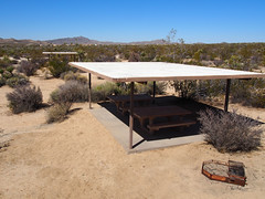 Cottonwood Campground day-use picnic area (Joshua Tree National Park) Tags: family camping nationalpark picnic joshuatree shade cottonwood campground joshuatreenationalpark