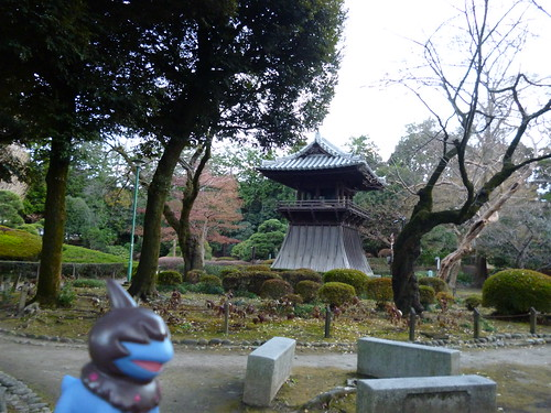 Deino in Ashikaga, Tochigi 6 (Bannaji Temple)
