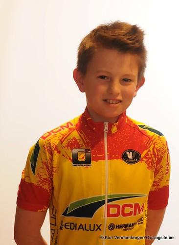 Ploegvoorstelling DCM Cycling Team (3)