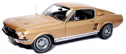 38 Autoart Mustang 1967