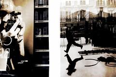 Windows ~ Boulevard Saint Germain ~ Paris ~ MjYj (MjYj) Tags: world city sunset urban woman motion paris reflection sexy classic love beauty saint fashion silhouette underground french golden soleil fantastic sainte pretty paradise noir boulevard symbol top main ad dream cartier grace yeux illusion amour boutique belle romantic saintgermain eden jolie elegant fte davis mode glance reflets chronicles bresson supermodels germain elegance fashionvictim cuir encounters rve dsc04123 mjyj mjyj