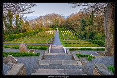 Remember (Pikebubbles) Tags: graveyard canon march remember sunday graves rememberance guernsey channelislands 2014