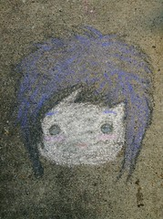 Destery (yann_baby) Tags: art colors fan chalk funny colorful drawing smith sidewalk moore fanart draw youtube destery youtuber desandnate capndesdes