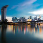 Singapour au crépuscule (2) thumbnail