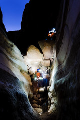 Grand2014-37 (clay_harding) Tags: canyoneering longexp nightshot