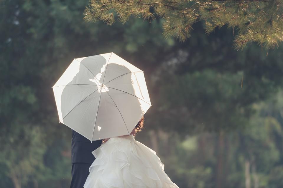 日月潭|三育書院 自助婚紗