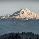 Mt Jefferson in Winter thumbnail