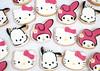 Sanrio Cookies by NIji Desserts (nijidesserts) Tags: cookies royalicing baking pastry sanrio hellokitty mymelody pochacco keroppi badbatdz nijidesserts