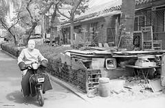 Konica Auto S 1.6 (Noppanan Arunvongse Na Ayudhaya) Tags: china beijing asia bw konica rollei retro rodinal epson