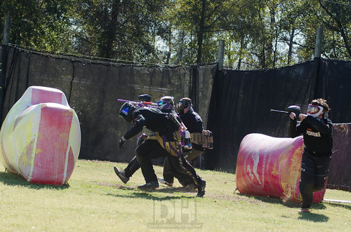 Paintball Phenomenon ATL 202