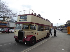 19 March 2017 Exeter (14) (togetherthroughlife) Tags: 2017 march exeter devon lrv992 19992 stagecoach opentopbus stdavids