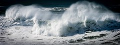Breaker of White (Charlie Day DaytimeStudios) Tags: beach california highway1 landscape ocean pacificcoast pacificcoasthighway sanmateocoast surf water waves