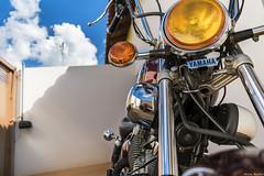 After motorcycle wax (Rapha777) Tags: virago yamaha xvs 250 vstar vinho perolizada 1998 1999 vintage retro pintura cor moto custom estradeira motorcycle wax bike motors cars welldone