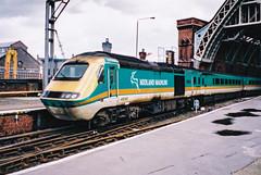 43066 Midland Mainline St Pancras 06.02 (Paul David Smith (Widnes Road)) Tags: midland midlandmainline mainline stpancras london 43 class43 hst 125 intercity125