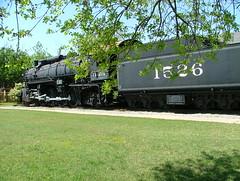 Frisco 1526 (2) (jHc__johart) Tags: locomotive train engine tender frisco oklahoma