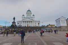 Helsinki Cathedral (yuanxizhou) Tags: vacation culture historic wonderful awesome balticsea architecture city europe travelphotography travel street faith religion church cathedral helsinki